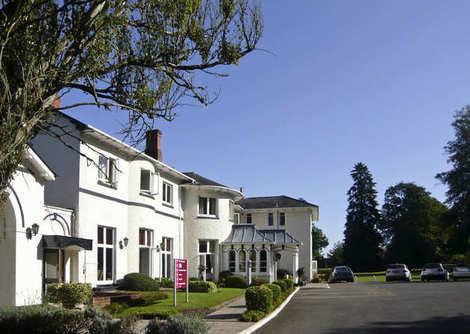 Mercure Brandon Hall Hotel & Spa, Coventry