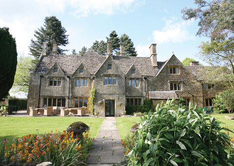 Charingworth Manor Hotel, Chipping Campden