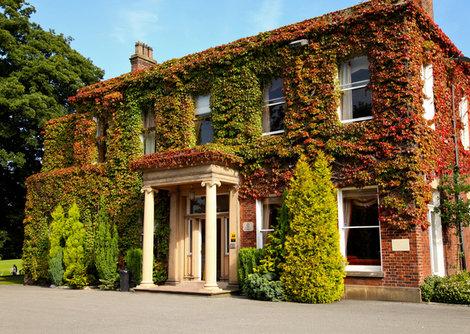 Farington Lodge, Preston