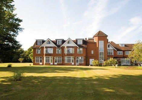 Grovefield House Hotel, Burnham