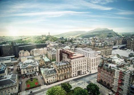 The Edinburgh Grand, Edinburgh