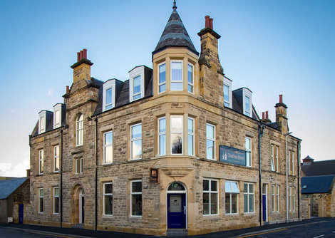 Station Hotel, Rothes