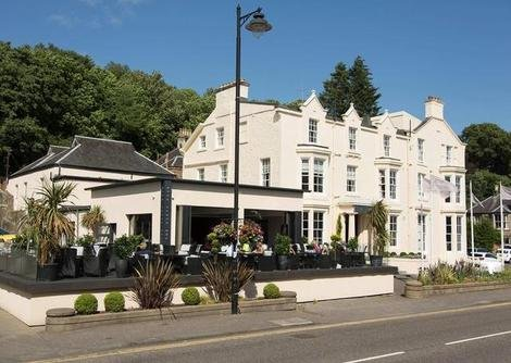 Royal Hotel, Bridge of Allan