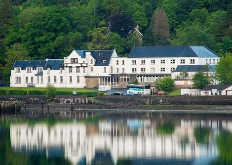 Arrochar Hotel, Arrochar, by Loch Lomond