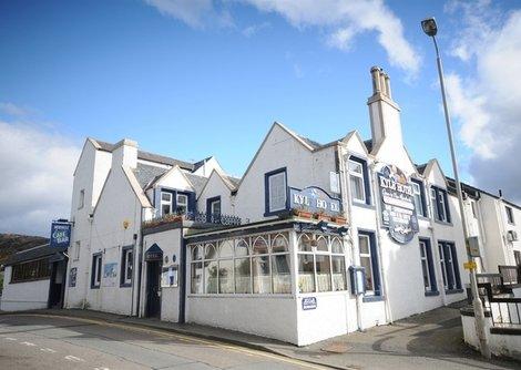 Kyle Hotel, Kyle of Lochalsh
