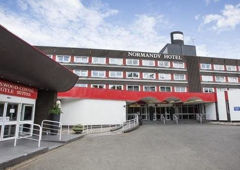 Normandy Hotel in Glasgow