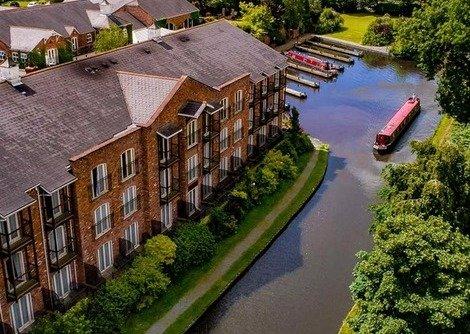Lion Quays Hotel & Spa Resort, Oswestry