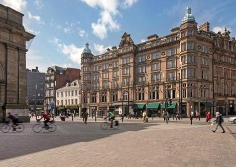 County Hotel, Newcastle