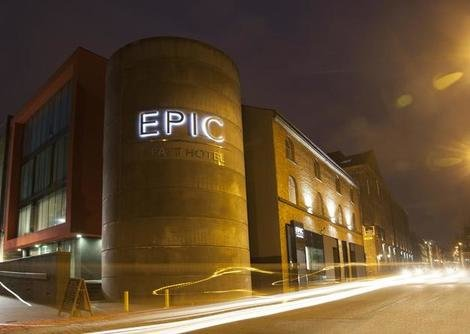 Epic Aparthotel Seel Street, Liverpool