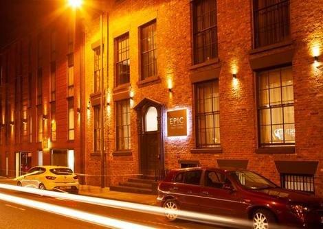 Epic Aparthotel Duke Street, Liverpool