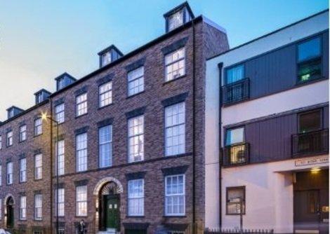 Epic Aparthotel Ropewalks, Liverpool