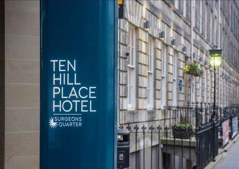 Ten Hill Place Hotel, Edinburgh
