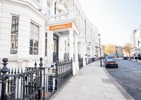 easyHotel South Kensington, London