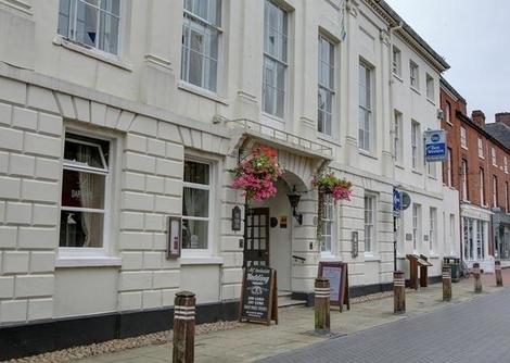 George Hotel, Lichfield