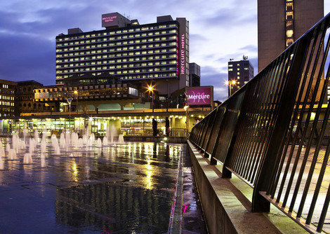 Mercure Manchester Piccadilly Hotel, Manchester