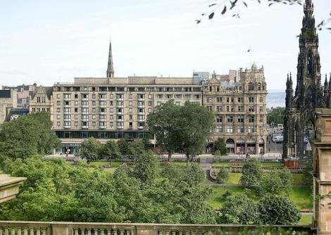 Mercure Edinburgh City - Princes Street Hotel, Edinburgh