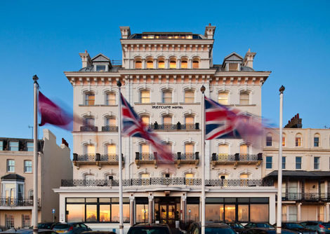 Mercure Brighton Seafront Hotel, Brighton