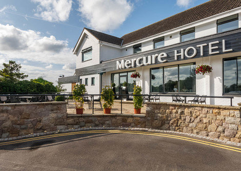 Mercure Preston Samlesbury, Preston