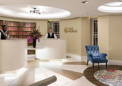 Hotel Indigo Edinburgh - Princes Street, Edinburgh