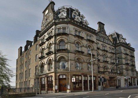 Queens Hotel , Dundee