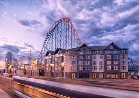 Boulevard Hotel, Blackpool