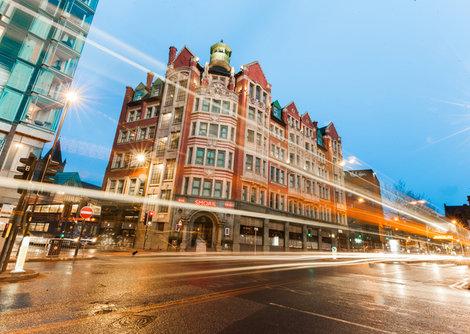 Malmaison Manchester, Manchester