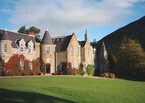 Dalmunzie Castle Hotel, Blairgowrie