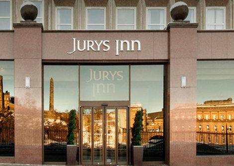 Jurys Inn Edinburgh , Edinburgh