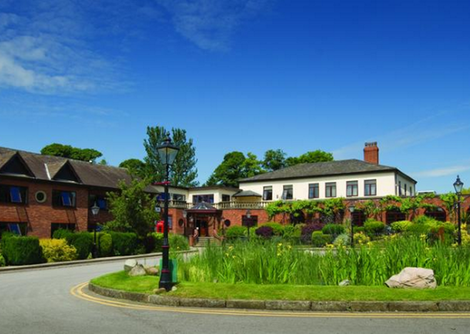 Bredbury Hall Hotel & Country Club, Stockport