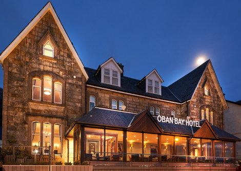 Oban Bay Hotel in Oban