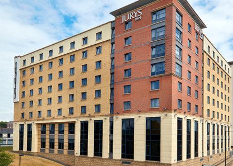 Jurys Inn Newcastle, Newcastle