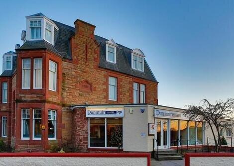 Dunmuir Hotel , Dunbar