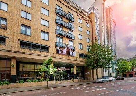 Clayton Hotel , Belfast
