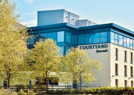 Courtyard by Marriott Glasgow Airport, Paisley