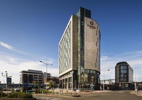 Clayton Hotel , Cardiff