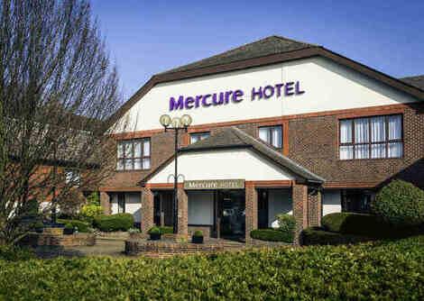 Mercure Dartford Brands Hatch Hotel & Spa, Dartford