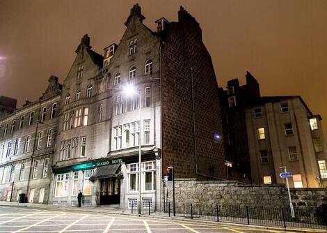Station Hotel , Aberdeen