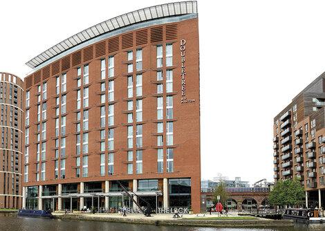 DoubleTree by Hilton Hotel Leeds City Centre, Leeds