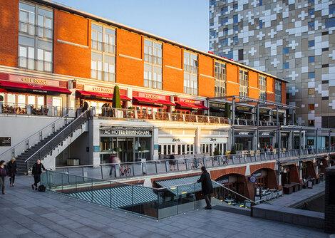 AC Hotel by Marriott Birmingham, Birmingham