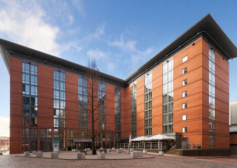 Hilton Garden Inn Birmingham Brindleyplace, Birmingham
