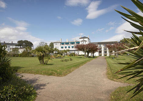 Imperial Hotel, Exmouth