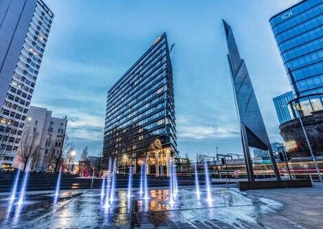 CitySuites Aparthotel, Manchester