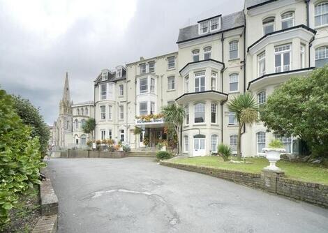 Dilkhusa Grand Hotel, Ilfracombe