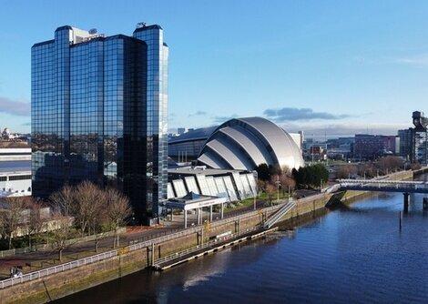 Crowne Plaza Glasgow, Glasgow