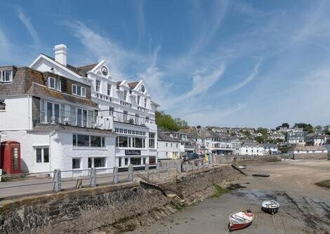 Ship and Castle Hotel, St Mawes