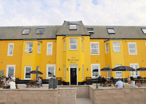 Beaches Hotel, Prestatyn