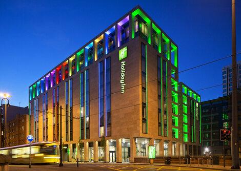 Holiday Inn Manchester City Centre, Manchester