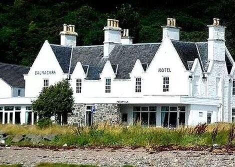 Balmacara Hotel, Balmacara by Isle of Skye