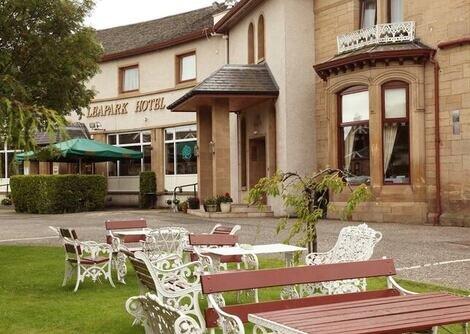 Leapark Hotel, Grangemouth