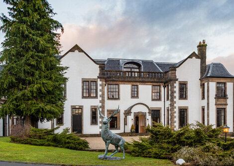 Gleddoch Hotel Spa & Golf in Langbank